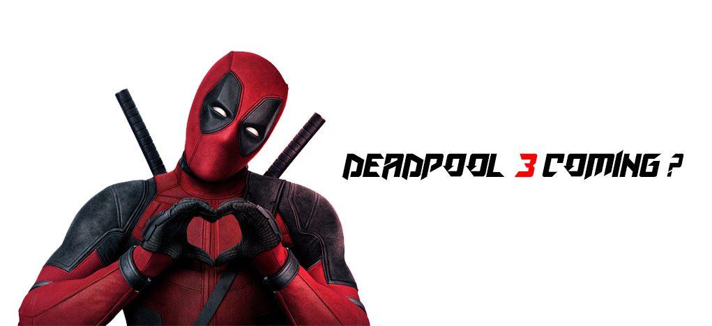 Deadpool 3 release date official trailer