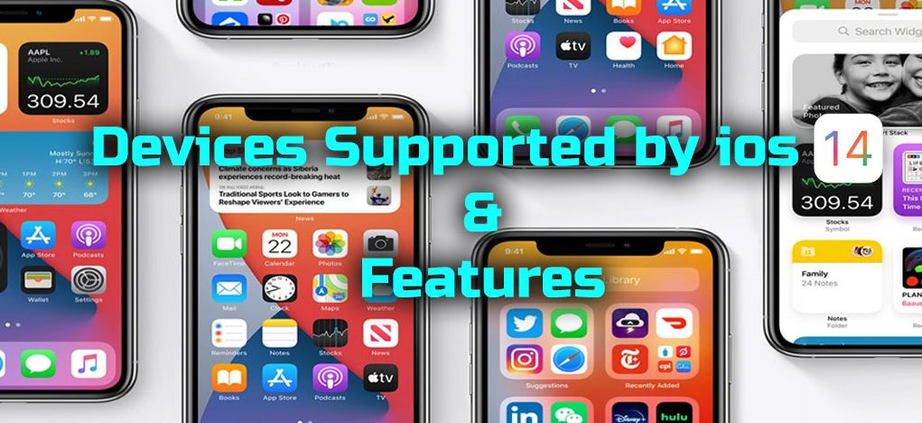 Devices Supported by iOS 14 and New Features MortalTech