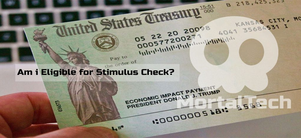 Who is eligible for Stimulus Check payment?