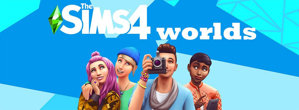 Sims 4 Worlds : List of Worlds from The Sims - mortalTech