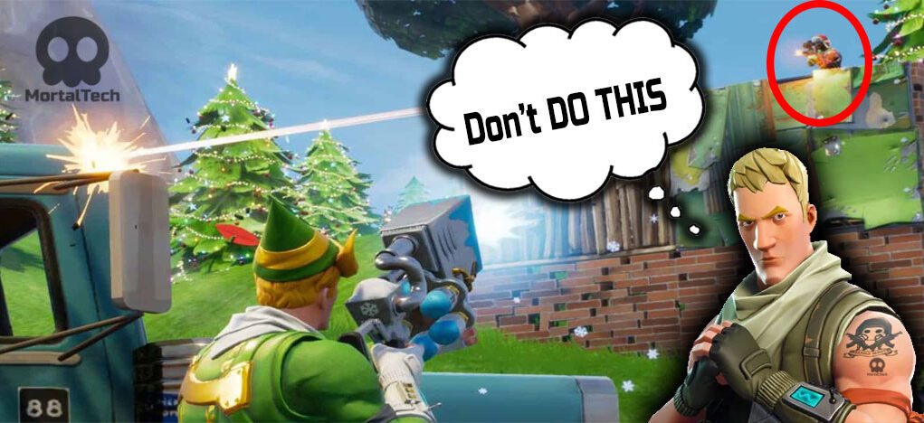 10 fortnite Mistakes Only Noobs Makes like Me