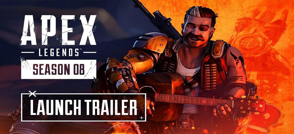 Apex Legends Season 8 trailer and Mayhem gameplay