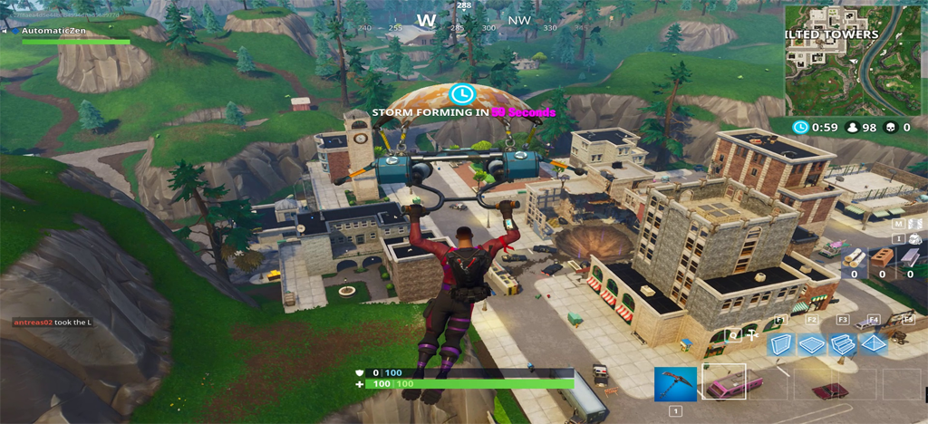 More map changes in fortnite - MortalTech