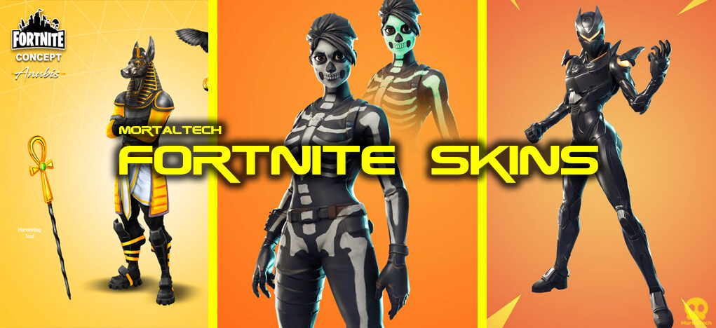 10 Best Fortnite Skins of All Time You Do not Know