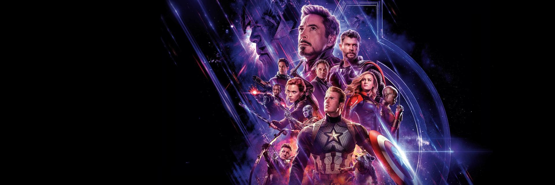 Avengers: end game - mortal tech