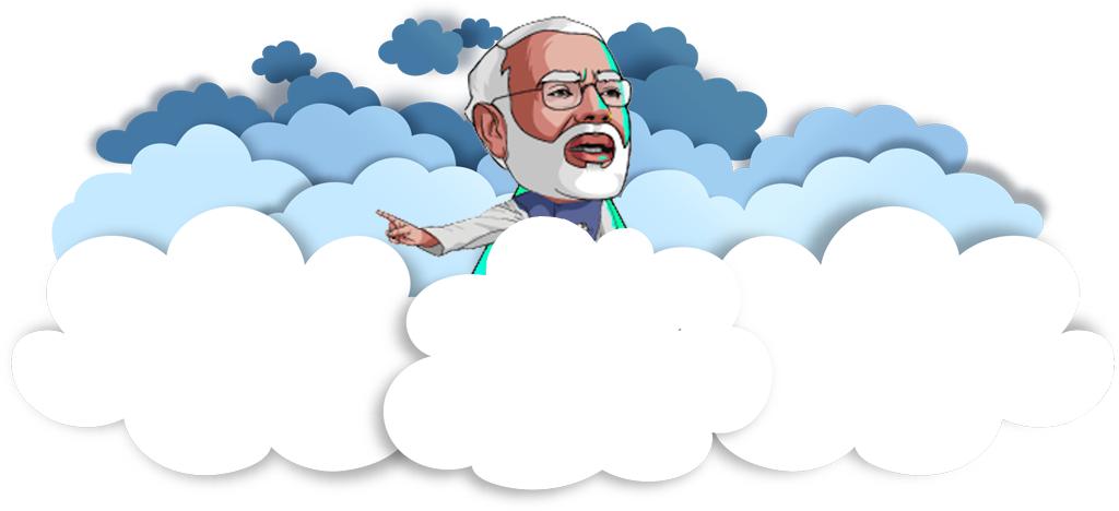 Modi Cloud Theory - Mortal Tech