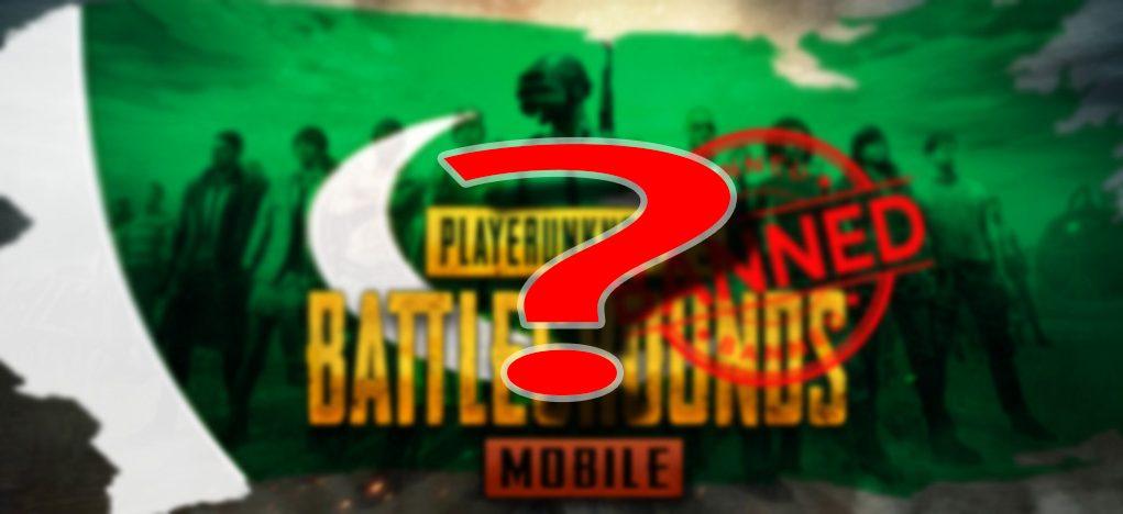 PUBG is Ban in Pakistan-Fake News-Mortal Tech