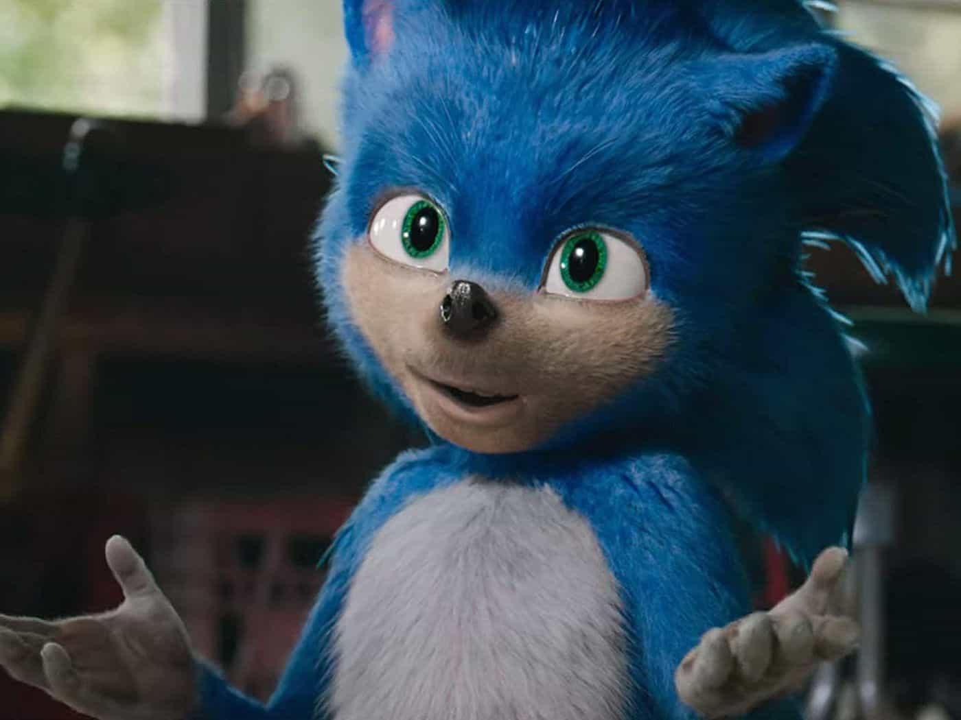 Sonic the Hedgehog- Mortal Tech