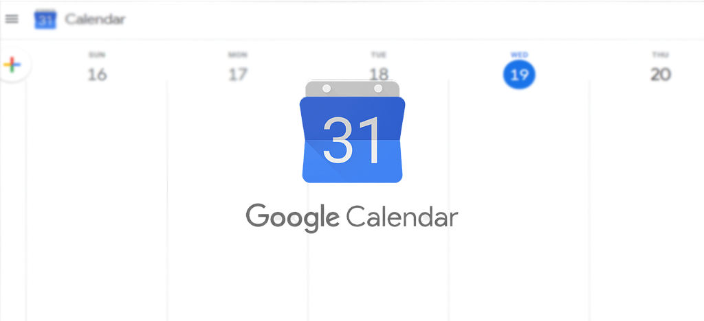 Google calendar went down,