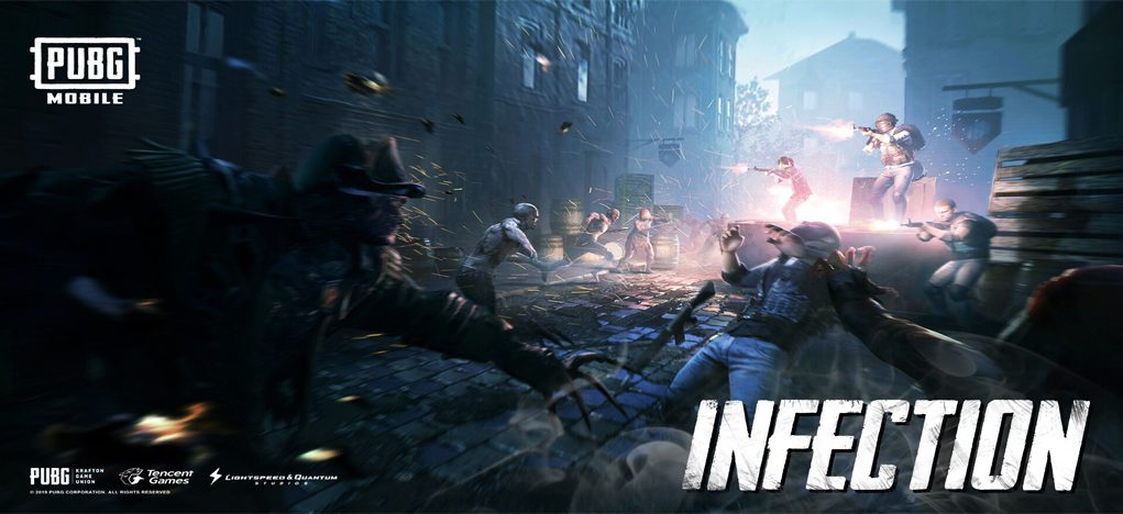 PUBG New Infection Mode with new Update