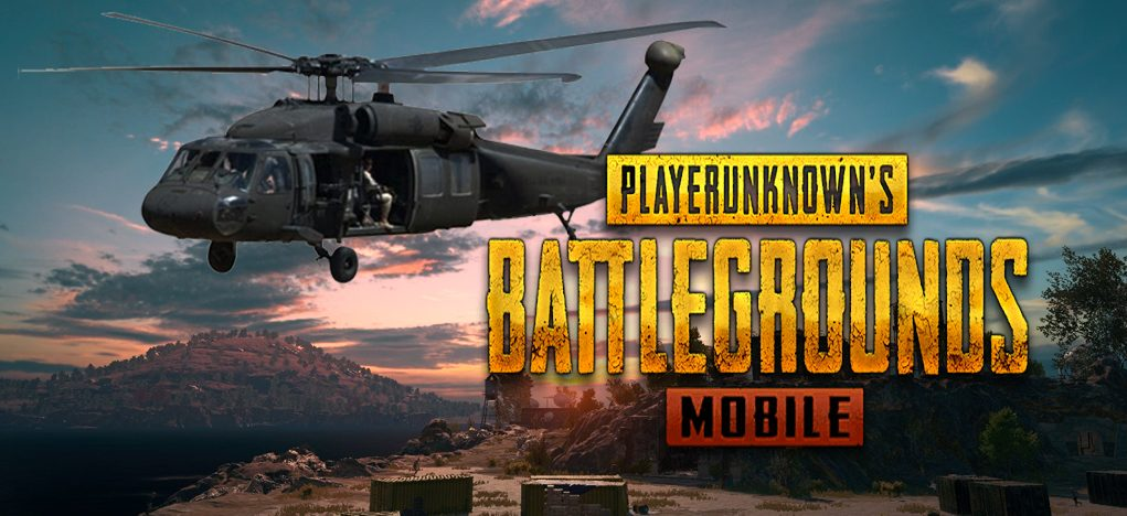 flying helicopters in pubg mobile - mortal tech