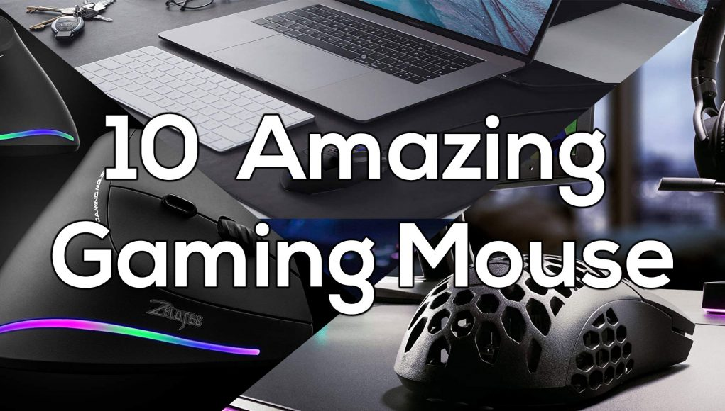 10 best gaming mouse on amazon